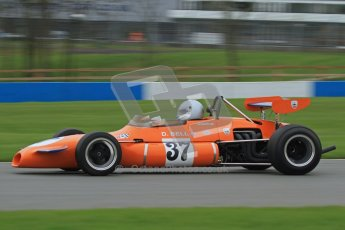 © Octane Photographic Ltd. Masters Racing – Pre-season testing – Donington Park, 5th April 2012. Single-seater classes. Digital Ref : 0272lw7d0377