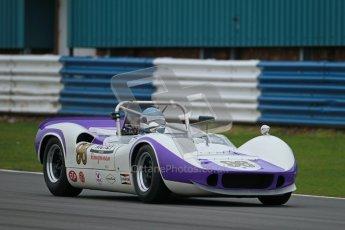© Octane Photographic Ltd. Masters Racing – Pre-season testing – Donington Park, 5th April 2012. Sports and CanAm classes. Digital Ref : 0271cb1d0444
