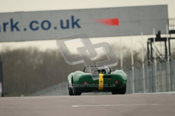 © Octane Photographic Ltd. Masters Racing – Pre-season testing – Donington Park, 5th April 2012. Sports and CanAm classes. Digital Ref : 0271cb1d0519