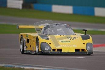 © Octane Photographic Ltd. Masters Racing – Pre-season testing – Donington Park, 5th April 2012. Sports and CanAm classes. Digital Ref : 0271cb1d0540