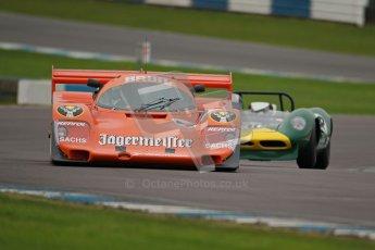 © Octane Photographic Ltd. Masters Racing – Pre-season testing – Donington Park, 5th April 2012. Sports and CanAm classes. Digital Ref : 0271cb1d0547