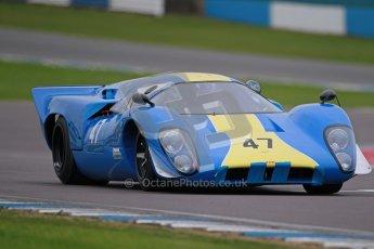 © Octane Photographic Ltd. Masters Racing – Pre-season testing – Donington Park, 5th April 2012. Sports and CanAm classes. Digital Ref : 0271cb1d0560
