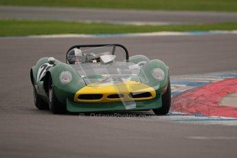 © Octane Photographic Ltd. Masters Racing – Pre-season testing – Donington Park, 5th April 2012. Sports and CanAm classes. Digital Ref : 0271cb1d0629