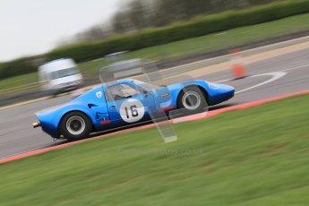 © Octane Photographic Ltd. Masters Racing – Pre-season testing – Donington Park, 5th April 2012. Sports and CanAm classes. Digital Ref : 0271cb7d6435
