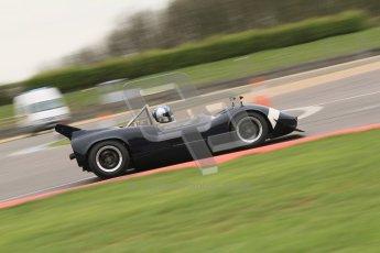 © Octane Photographic Ltd. Masters Racing – Pre-season testing – Donington Park, 5th April 2012. Sports and CanAm classes. Digital Ref : 0271cb7d6462