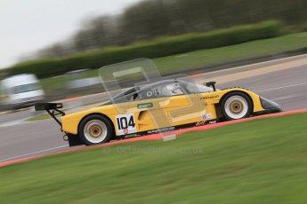 © Octane Photographic Ltd. Masters Racing – Pre-season testing – Donington Park, 5th April 2012. Sports and CanAm classes. Digital Ref : 0271cb7d6482