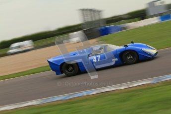 © Octane Photographic Ltd. Masters Racing – Pre-season testing – Donington Park, 5th April 2012. Sports and CanAm classes. Digital Ref : 0271cb7d6586