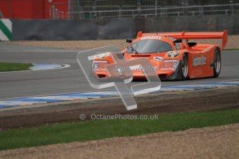 © Octane Photographic Ltd. Masters Racing – Pre-season testing – Donington Park, 5th April 2012. Sports and CanAm classes. Digital Ref : 0271lw7d1910