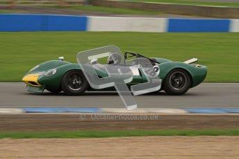 © Octane Photographic Ltd. Masters Racing – Pre-season testing – Donington Park, 5th April 2012. Sports and CanAm classes. Digital Ref : 0271lw7d9406