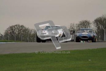 © Octane Photographic Ltd. Masters Racing – Pre-season testing – Donington Park, 5th April 2012. Sports and CanAm classes. Digital Ref : 0271lw7d9622