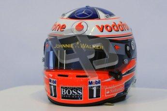 © 2012 Octane Photographic Ltd. Vodafone McLaren Mercedes Technical Car Launch MP4/27  Digital Ref : 0216lw7d1432