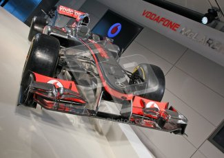 © 2012 Octane Photographic Ltd. Vodafone McLaren Mercedes Technical Car Launch MP4/27  Digital Ref : 0216lw7d2221