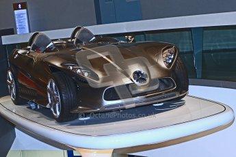 © Octane Photographic Ltd. Mercedes-Benz Museum – Stuttgart. Tuesday 31st July 2012. Digital Ref : 0442cb7d1248