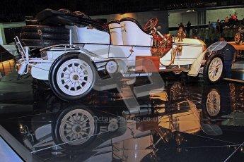 © Octane Photographic Ltd. Mercedes-Benz Museum – Stuttgart. Tuesday 31st July 2012. Digital Ref : 0442cb7d1265