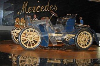 © Octane Photographic Ltd. Mercedes-Benz Museum – Stuttgart. Tuesday 31st July 2012. Digital Ref : 0442cb7d1266