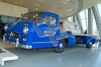 © Octane Photographic Ltd. Mercedes-Benz Museum – Stuttgart. Tuesday 31st July 2012. Digital Ref : 0442cb7d1286