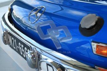 © Octane Photographic Ltd. Mercedes-Benz Museum – Stuttgart. Tuesday 31st July 2012. Digital Ref : 0442cb7d1288