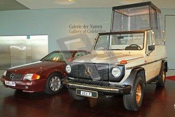 © Octane Photographic Ltd. Mercedes-Benz Museum – Stuttgart. Tuesday 31st July 2012. Digital Ref : 0442cb7d1320
