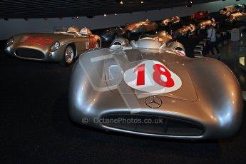 © Octane Photographic Ltd. Mercedes-Benz Museum – Stuttgart. Tuesday 31st July 2012. Digital Ref : 0442cb7d1369