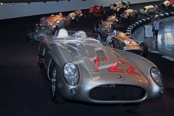 © Octane Photographic Ltd. Mercedes-Benz Museum – Stuttgart. Tuesday 31st July 2012. Digital Ref : 0442cb7d1370