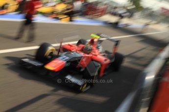 © 2012 Octane Photographic Ltd. Italian GP Monza - Friday 7th September 2012 - GP2 Qualifying - Carlin - Rio Haryanto. Digital Ref : 0508cb7d2354