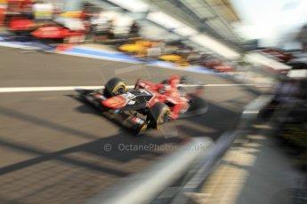 © 2012 Octane Photographic Ltd. Italian GP Monza - Friday 7th September 2012 - GP2 Qualifying - Carlin - Max Chilton. Digital Ref : 0508cb7d2380