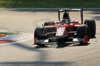 © 2012 Octane Photographic Ltd. Italian GP Monza - Friday 7th September 2012 - GP2 Qualifying - Scuderia Coloni - Fabio Onidi. Digital Ref : 0508lw1d0326