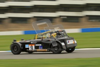 © Octane Photographic Ltd. Motors TV day – Donington Park,  Saturday 31st March 2012. Caterham Graduates - Mega and Classic classes. Digital ref : 0267lw7d8191