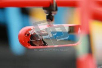 © Octane Photographic Ltd. Motors TV day – Donington Park, Saturday 31st March 2012. Caterham Graduates – Super and Sigma classes. Digital ref : 0269cb1d0434