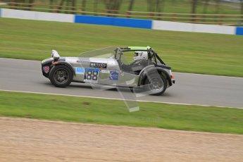 © Octane Photographic Ltd. Motors TV day – Donington Park, Saturday 31st March 2012. Caterham Graduates – Super and Sigma classes. Digital ref : 0269lw7d8785