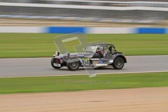 © Octane Photographic Ltd. Motors TV day – Donington Park, Saturday 31st March 2012. Caterham Graduates – Super and Sigma classes. Digital ref : 0269lw7d8832