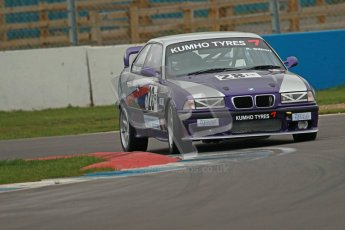 © Octane Photographic Ltd. Motors TV day – Donington Park,  Saturday 31st March 2012. Kumho BMW Championship, Adrian Gilbert - BMW E36 M3. Digital ref : 0266cb1d9349