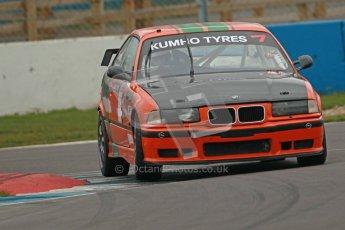 © Octane Photographic Ltd. Motors TV day – Donington Park,  Saturday 31st March 2012. Kumho BMW Championship, Lawrie Dunster - BMW E36 M3. Digital ref : 0266cb1d9354
