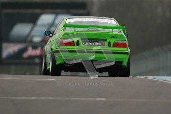 © Octane Photographic Ltd. Motors TV day – Donington Park,  Saturday 31st March 2012. Kumho BMW Championship, John Jones - BMW 328is. Digital ref : 0266cb1d9433