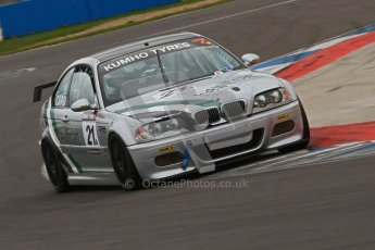 © Octane Photographic Ltd. Motors TV day – Donington Park, Saturday 31st March 2012. Kumho BMW Championship. Digital ref : 0266cb7d5943