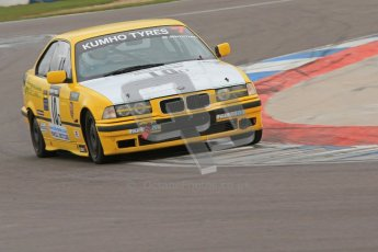 © Octane Photographic Ltd. Motors TV day – Donington Park,  Saturday 31st March 2012. Kumho BMW Championship, Ian Crisp - BMW 318is. Digital ref : 0266cb7d5960
