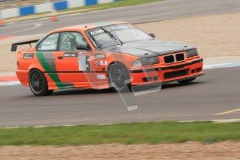 © Octane Photographic Ltd. Motors TV day – Donington Park,  Saturday 31st March 2012. Kumho BMW Championship, Lawrie Dunster - BME E36 M3. Digital ref : 0266cb7d5985