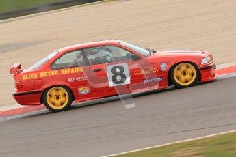 © Octane Photographic Ltd. Motors TV day – Donington Park,  Saturday 31st March 2012. Kumho BMW Championship, Graham Heard - BMW M3. Digital ref : 0266cb7d6089