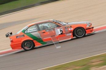 © Octane Photographic Ltd. Motors TV day – Donington Park,  Saturday 31st March 2012. Kumho BMW Championship, Lawrie Dunster - BMW E36 M3. Digital ref : 0266cb7d6107