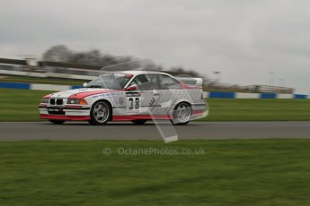 © Octane Photographic Ltd. Motors TV day – Donington Park, Saturday 31st March 2012. Kumho BMW Championship, Mark Smith - BMW E30 M3. Digital ref : 0266lw7d7605