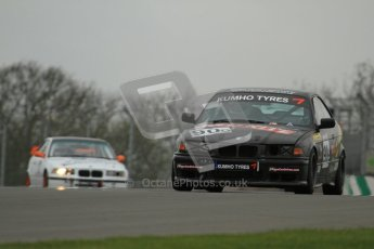 © Octane Photographic Ltd. Motors TV day – Donington Park, Saturday 31st March 2012. Kumho BMW Championship. Digital ref : 0266lw7d7668