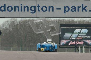 © Octane Photographic Ltd. Motors TV day – Donington Park, Saturday 31st March 2012. VSCC Pre-War Sportscars. Digital ref : 0265cb1d9196