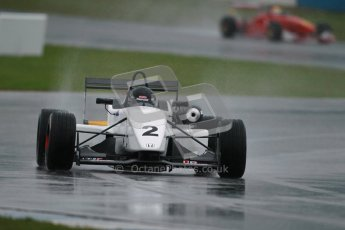 © Octane Photographic Ltd. MSVR - Donington Park, 29th April 2012 - F3 Cup. Mark Harrison, Dallara F306. Digital ref : 0311lw1d5661