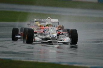 © Octane Photographic Ltd. MSVR - Donington Park, 29th April 2012 - F3 Cup. Matt Payne, Dallara F307 Mercedes HWA. Digital ref : 0311lw1d5700
