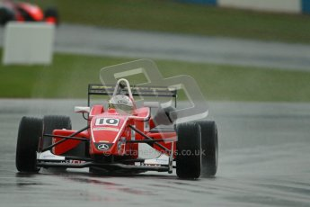 © Octane Photographic Ltd. MSVR - Donington Park, 29th April 2012 - F3 Cup. Prajesh Shah, Dallara F307. Digital ref : 0311lw1d5711