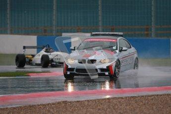 © Octane Photographic Ltd. MSVR - Donington Park, 29th April 2012 - F3 Cup. Safety car. Digital ref : 0311lw1d5772