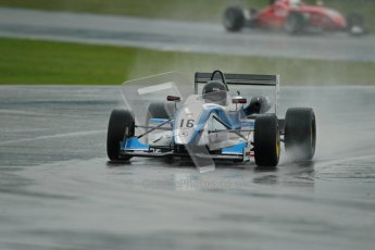 © Octane Photographic Ltd. MSVR - Donington Park, 29th April 2012 - F3 Cup. Gino Ussi, Dallara F307. Digital ref : 0311lw1d5797