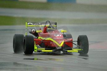 © Octane Photographic Ltd. MSVR - Donington Park, 29th April 2012 - F3 Cup. Tristan Cliffe, Dallara F307. Digital ref : 0311lw1d5963