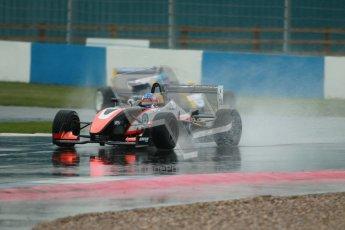 © Octane Photographic Ltd. MSVR - Donington Park, 29th April 2012 - F3 Cup. James Abbott, Dallara F306. Digital ref : 0311lw1d6055