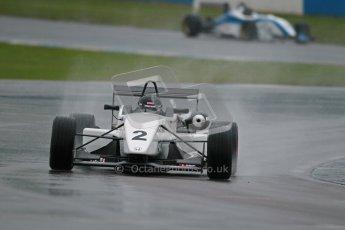© Octane Photographic Ltd. MSVR - Donington Park, 29th April 2012 - F3 Cup. Mark Harrison, Dallara F306. Digital ref : 0311lw1d6094